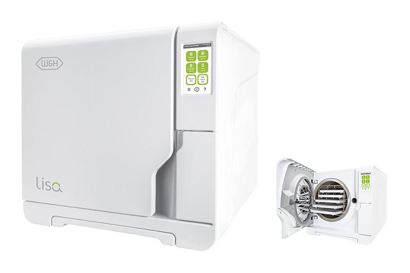 世界基準クラスB高圧蒸気滅菌器