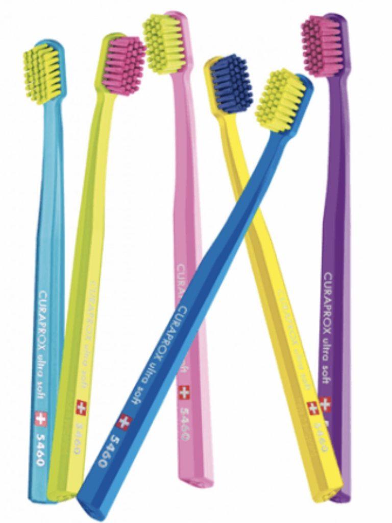 見た目も最高だけど能力もとても優れたオススメ歯ブラシ